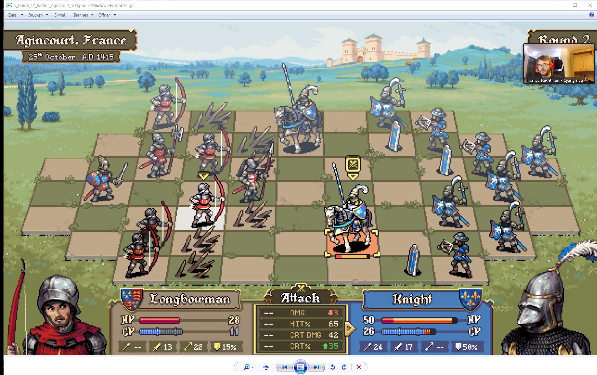 Game of Battles